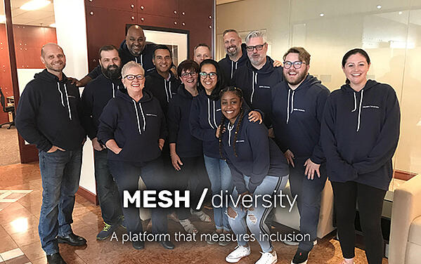 MESH Team Photo with Logo